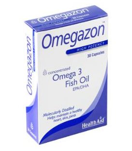 HEALTH AID OMEGAZON 30caps