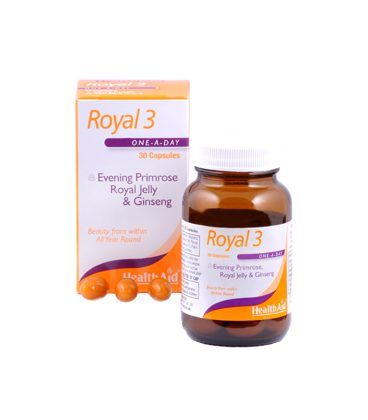 HEALTH AID ROYAL -3 30caps
