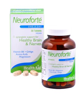 HEALTH AID NEUROFORTE 30tabs