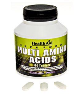 HEALTH AID MULTI AMINO ACIDS 60tabs